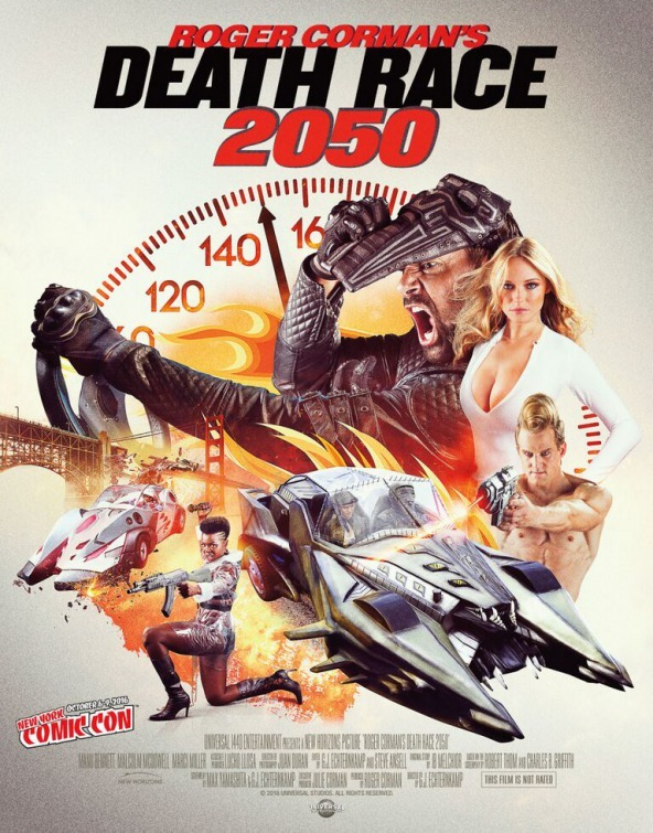 Death Race 2050 (2017) Movie Watch Online Free
