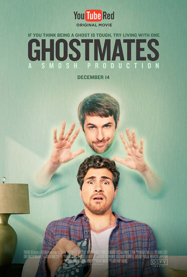 Ghostmates 2016 Movie Free Download