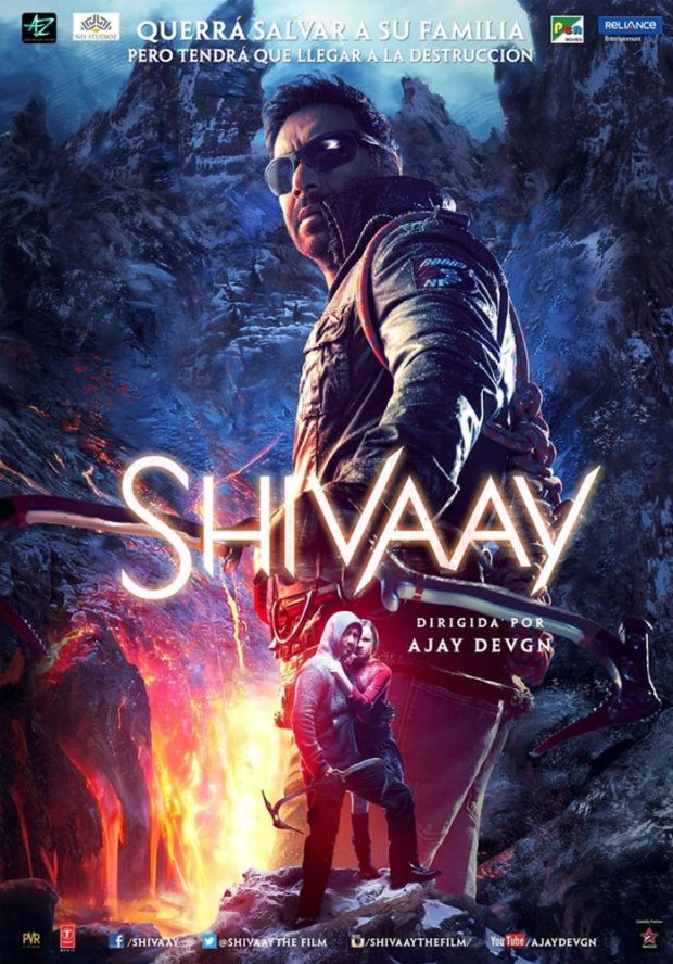 Shivaay 2016 Hindi Movie Free Download