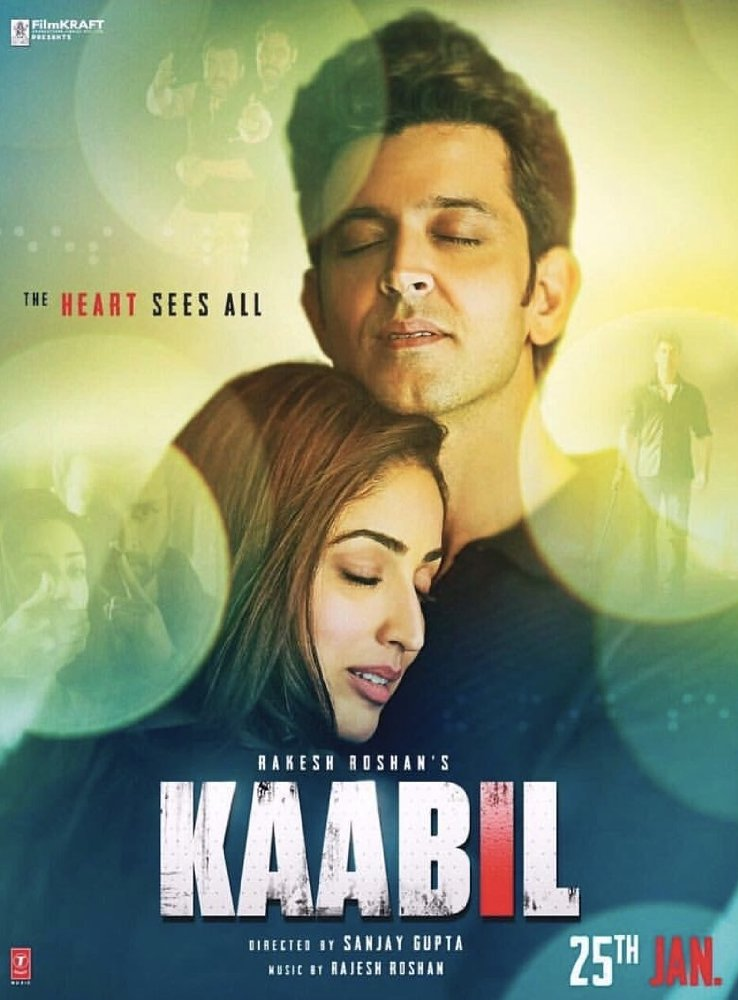 Kaabil 2017 Hindi Movie Free Download