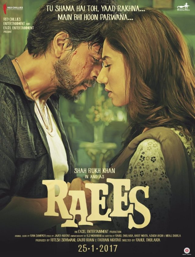 Raees 2017 Hindi Movie Free Download