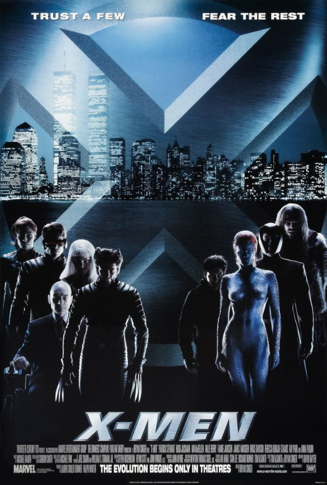 X-Men 2000 Hindi Dubbed Movie Free Download