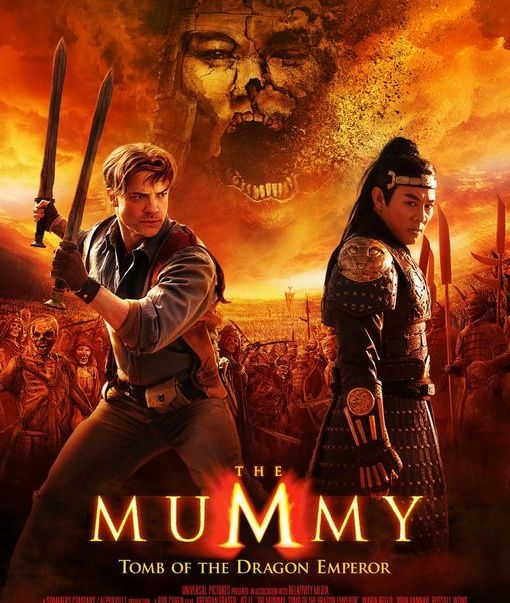 The Mummy: Tomb of the Dragon Emperor 2008 Hindi Dubbed Movie Free Download