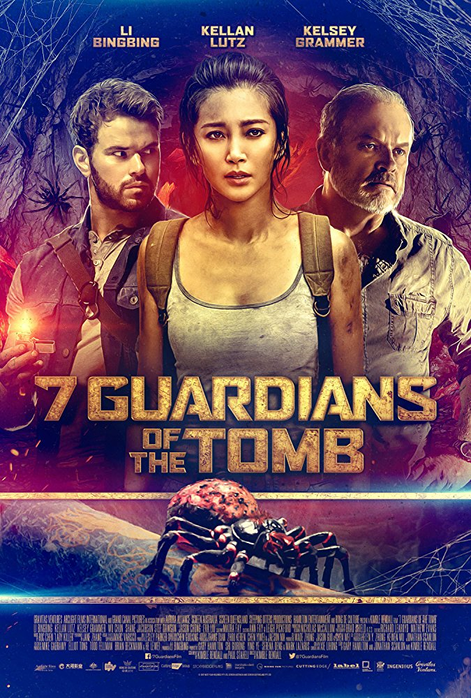 7 Guardians of the Tomb 2018 Full Movie Free Download