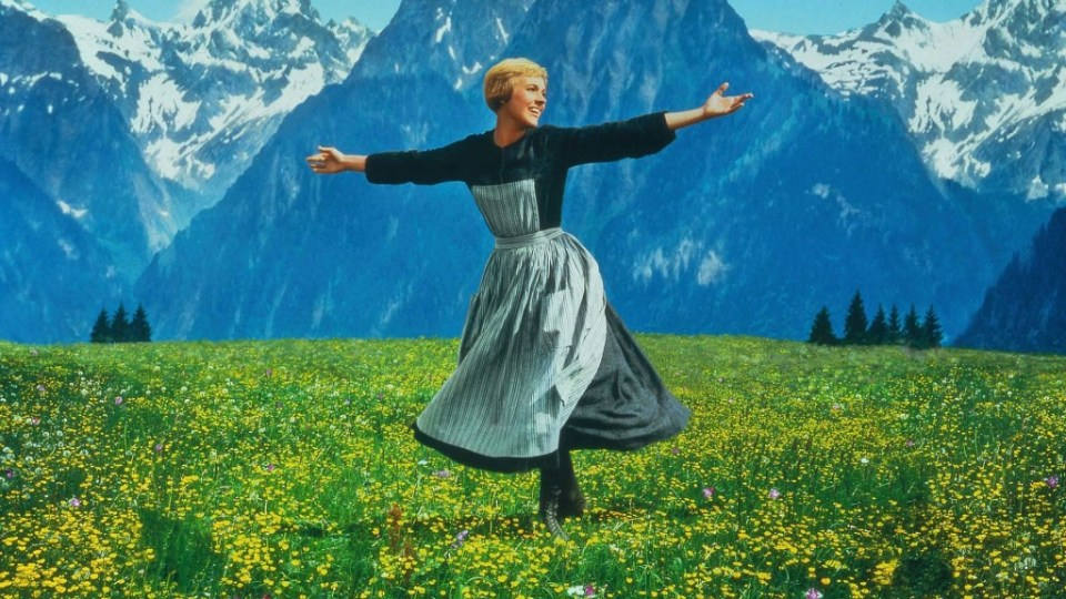 Solving problems like Maria. One day I too shall twirl in the hills that are alive with music.