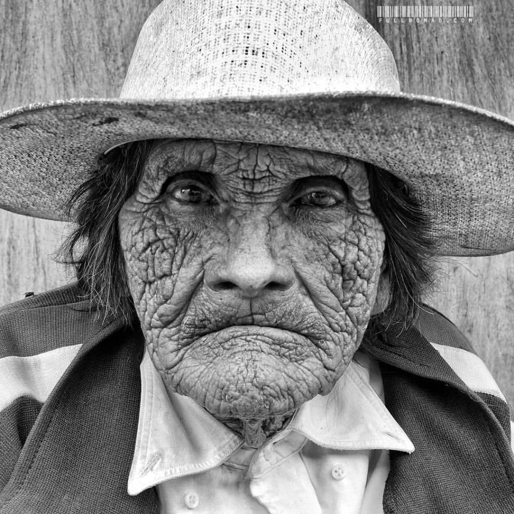 This elderly man was begging for money in San Miguel de Allende and it gave me much pause for thought as the invading foreigner.