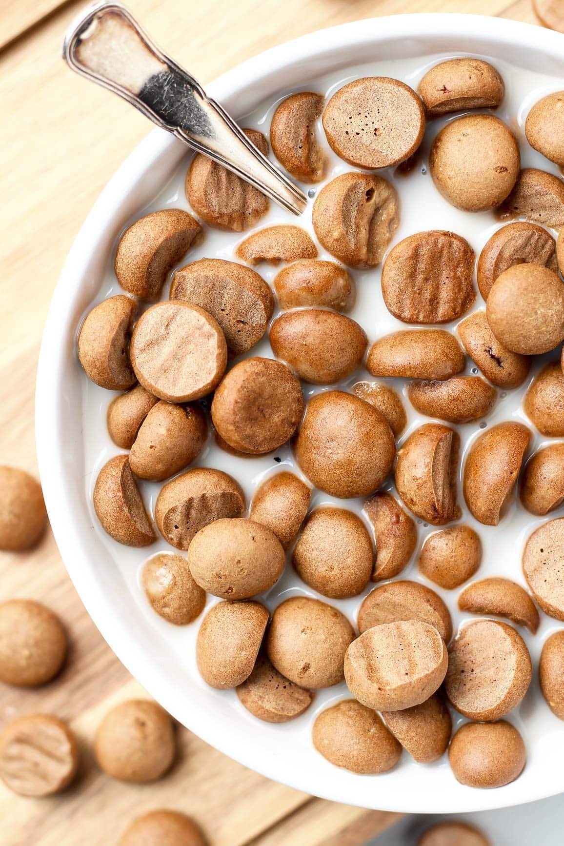 Best Vegan Cinnamon Cereals