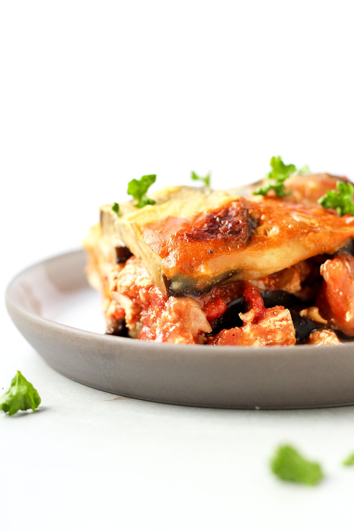 Vegan Smoky Moussaka