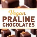 Vegan Praline Chocolates