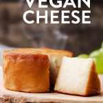 Hickory Smoked Vegan Cheese