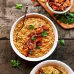 Sweet Potato Coconut Buckwheat Risotto