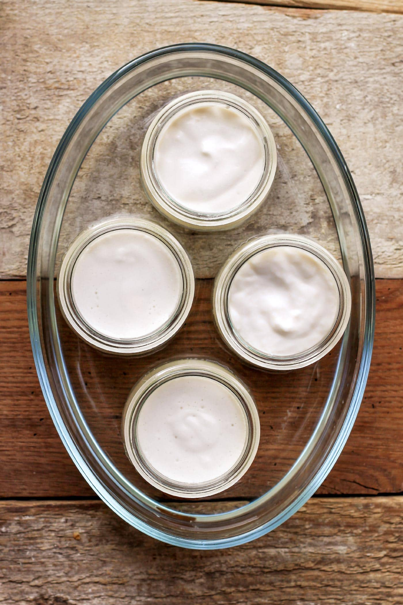 The Best Vegan Almond Yogurt