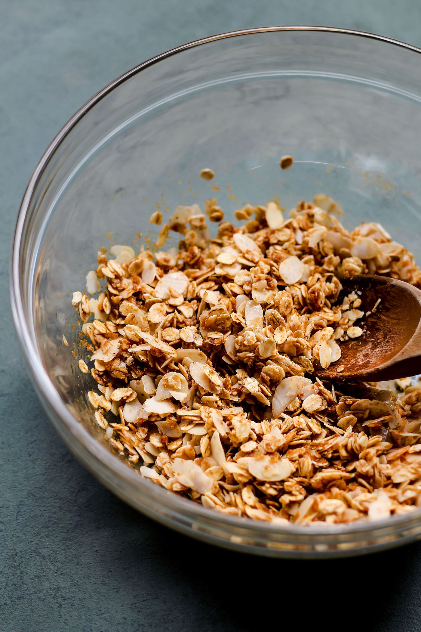 Chili Cheese Granola