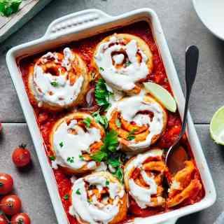 Vegan Pizza Rolls (GF)