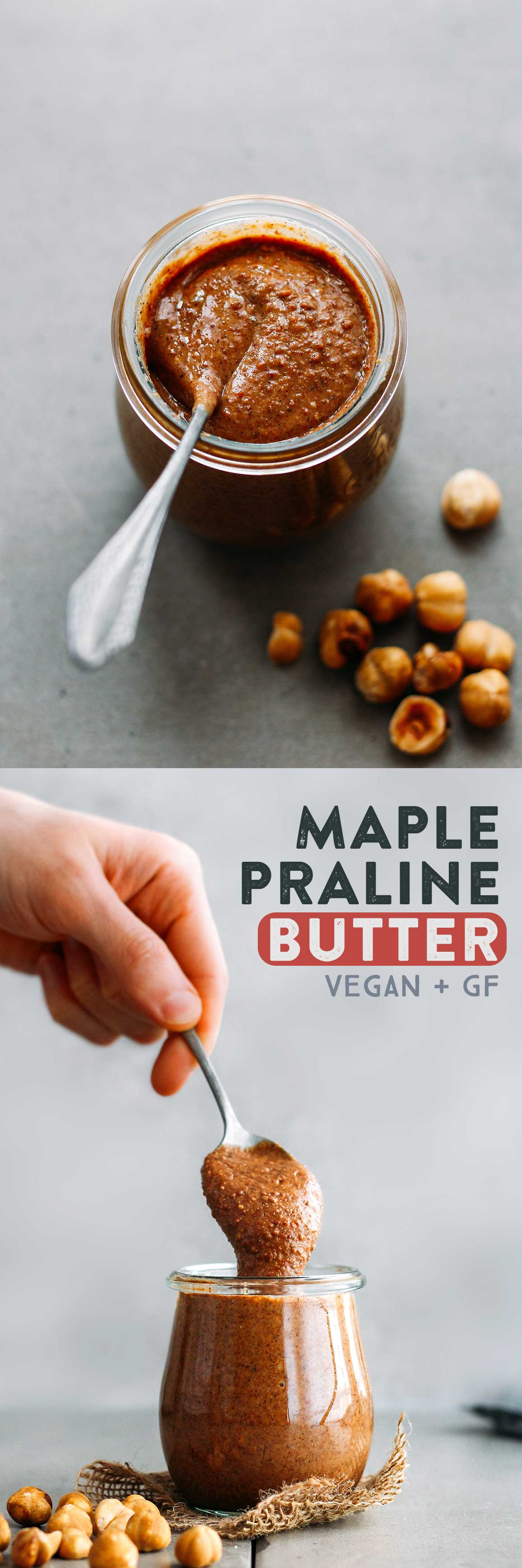 Maple Praline Butter (Refined Sugar-Free)