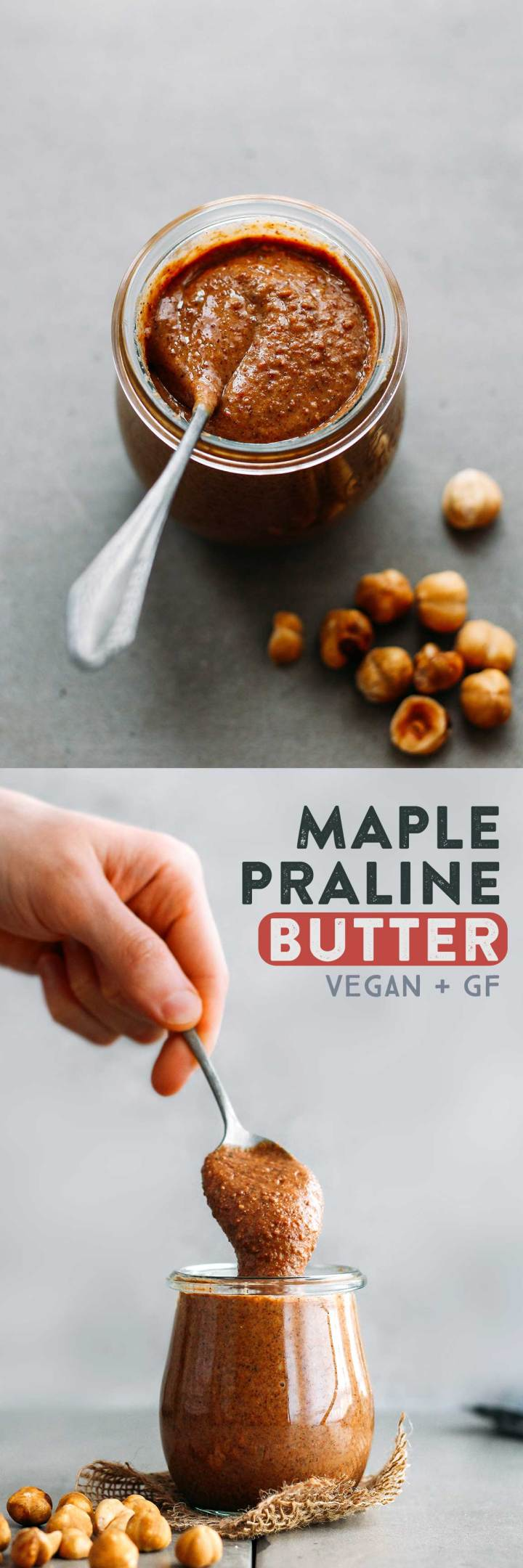 Maple Praline Butter (Refined Sugar-Free)