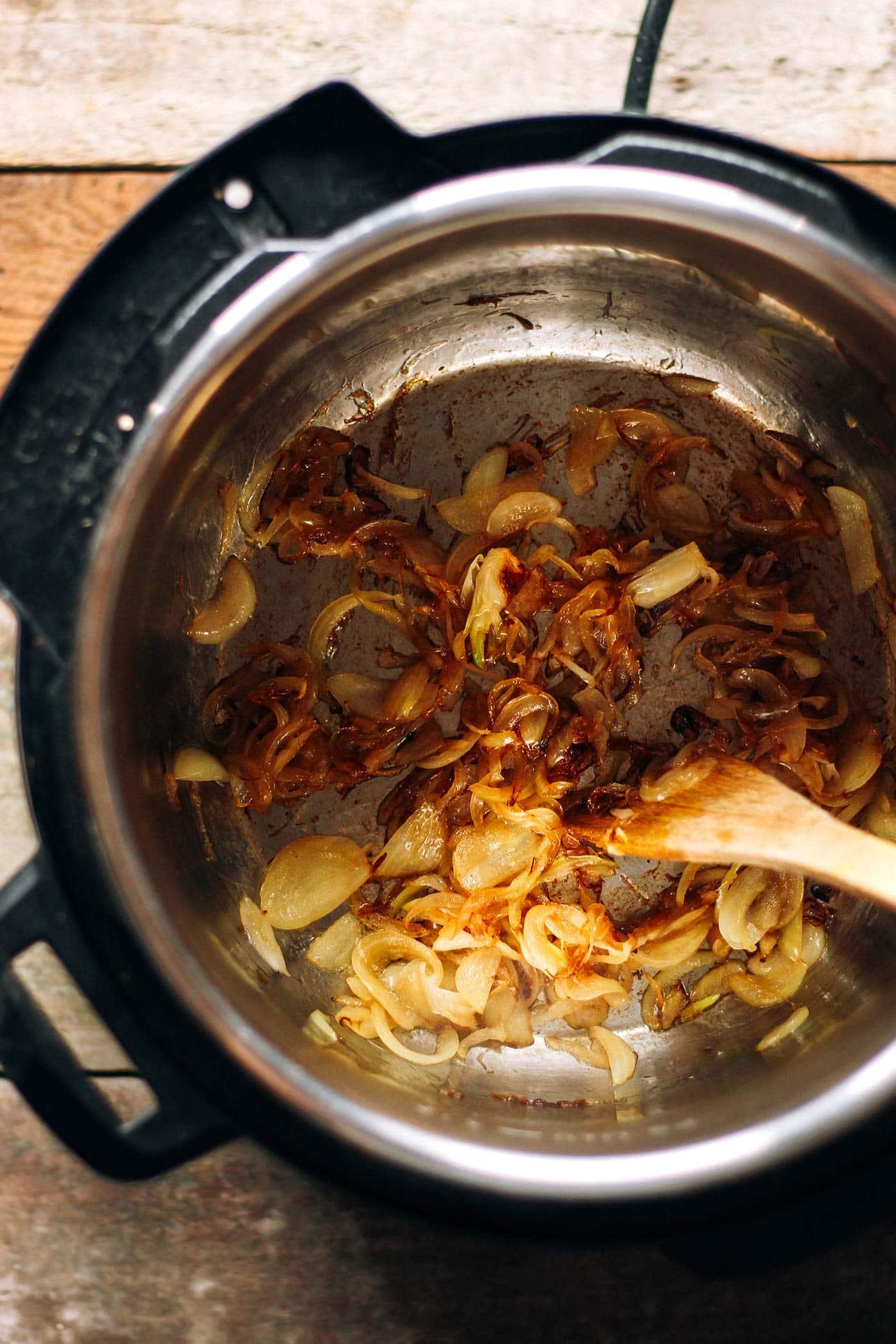 Instant-Pot Smoky Tofu Quinoa Biryani