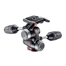 Manfrotto 3-Way Head