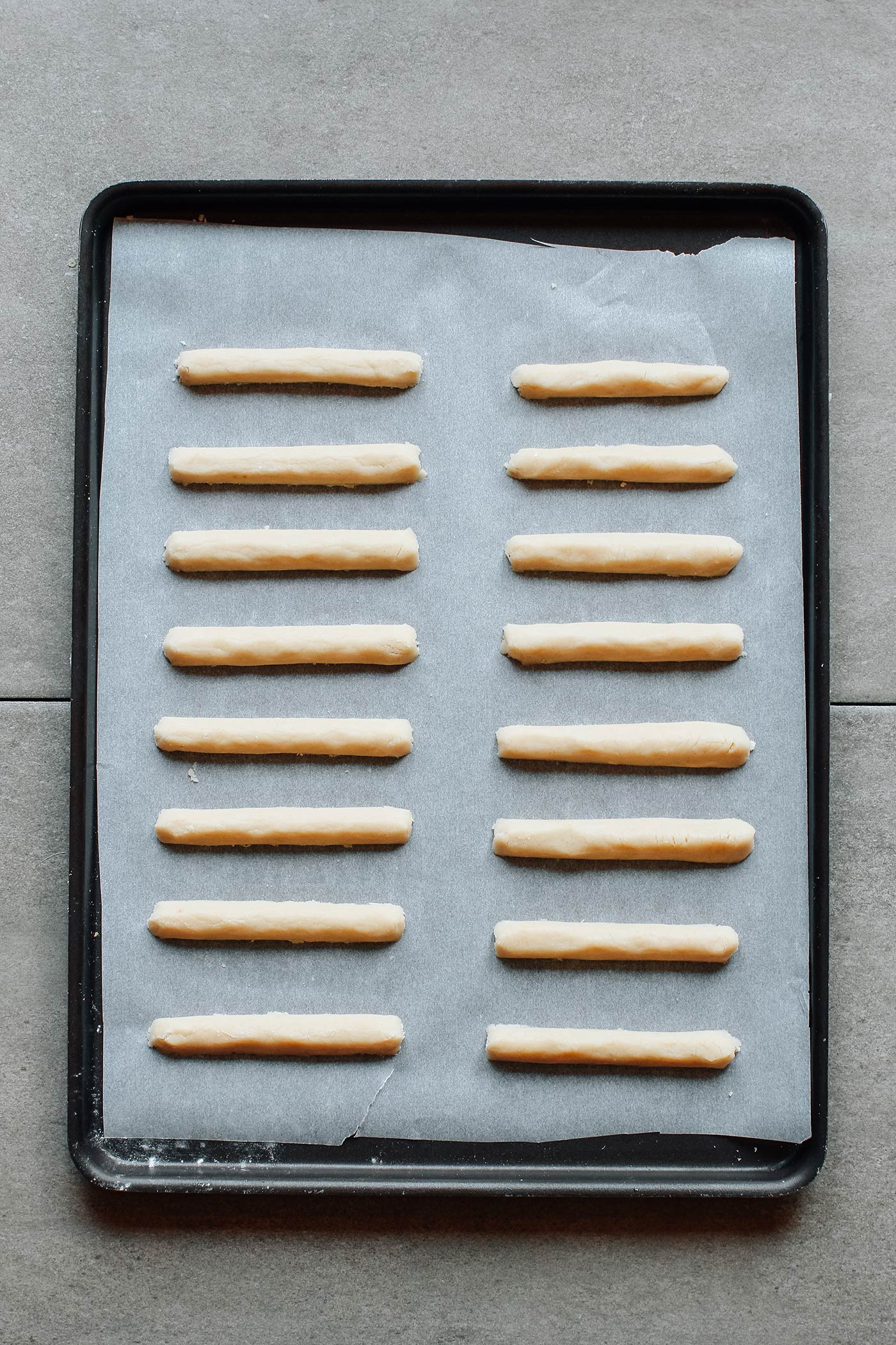 Crunchy Choco Sticks (Vegan + GF)
