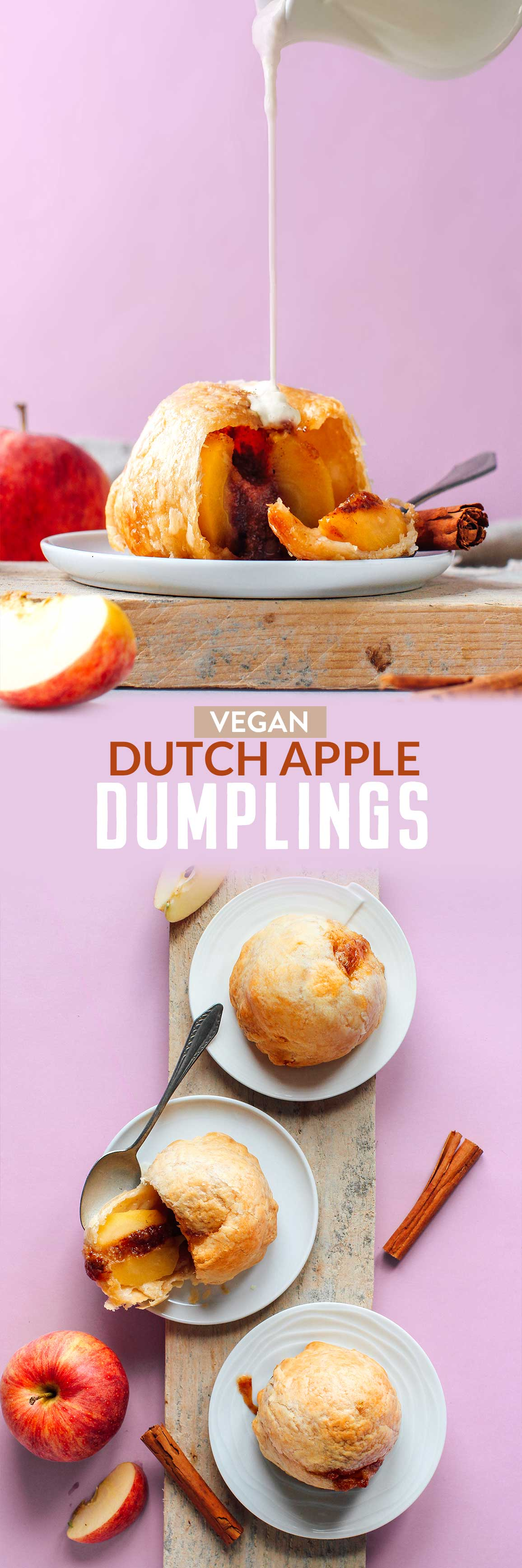 Dutch Apple Dumplings (Appelbollen)
