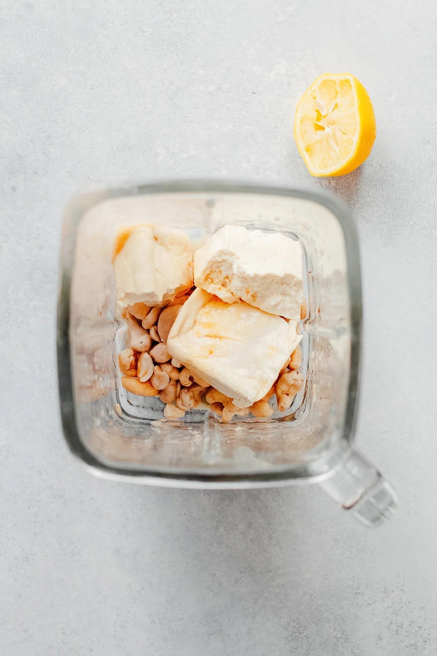 Vegan Cream Cheese Banana Bread (GF)