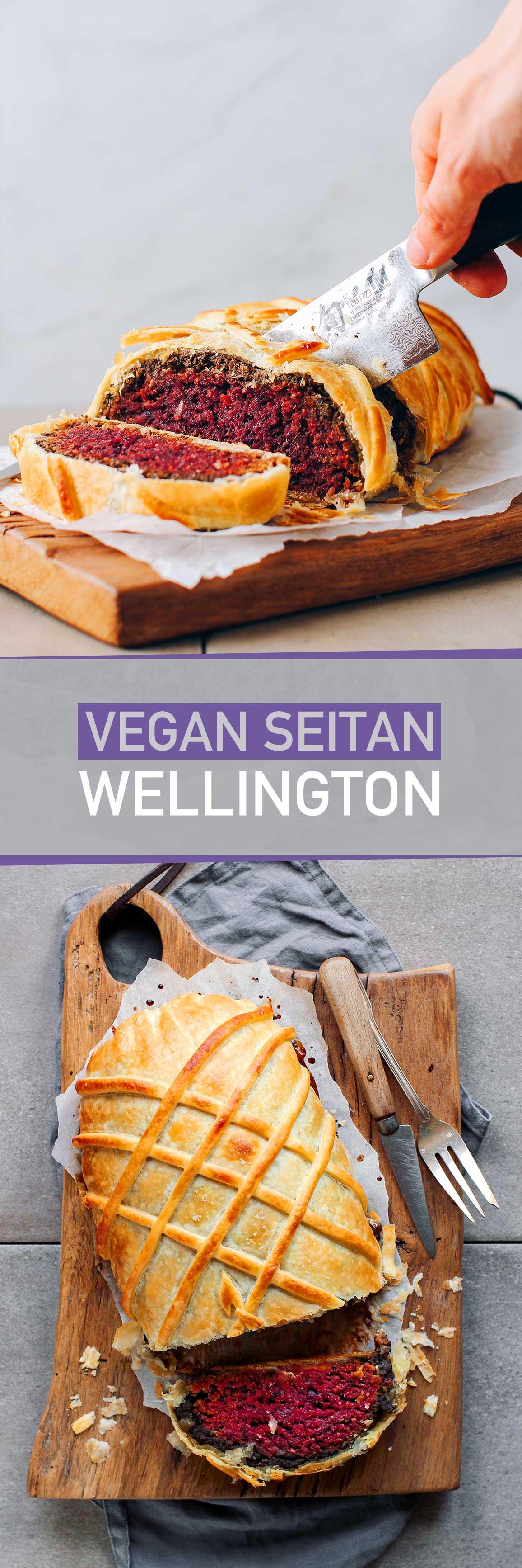 Vegan Seitan Wellington