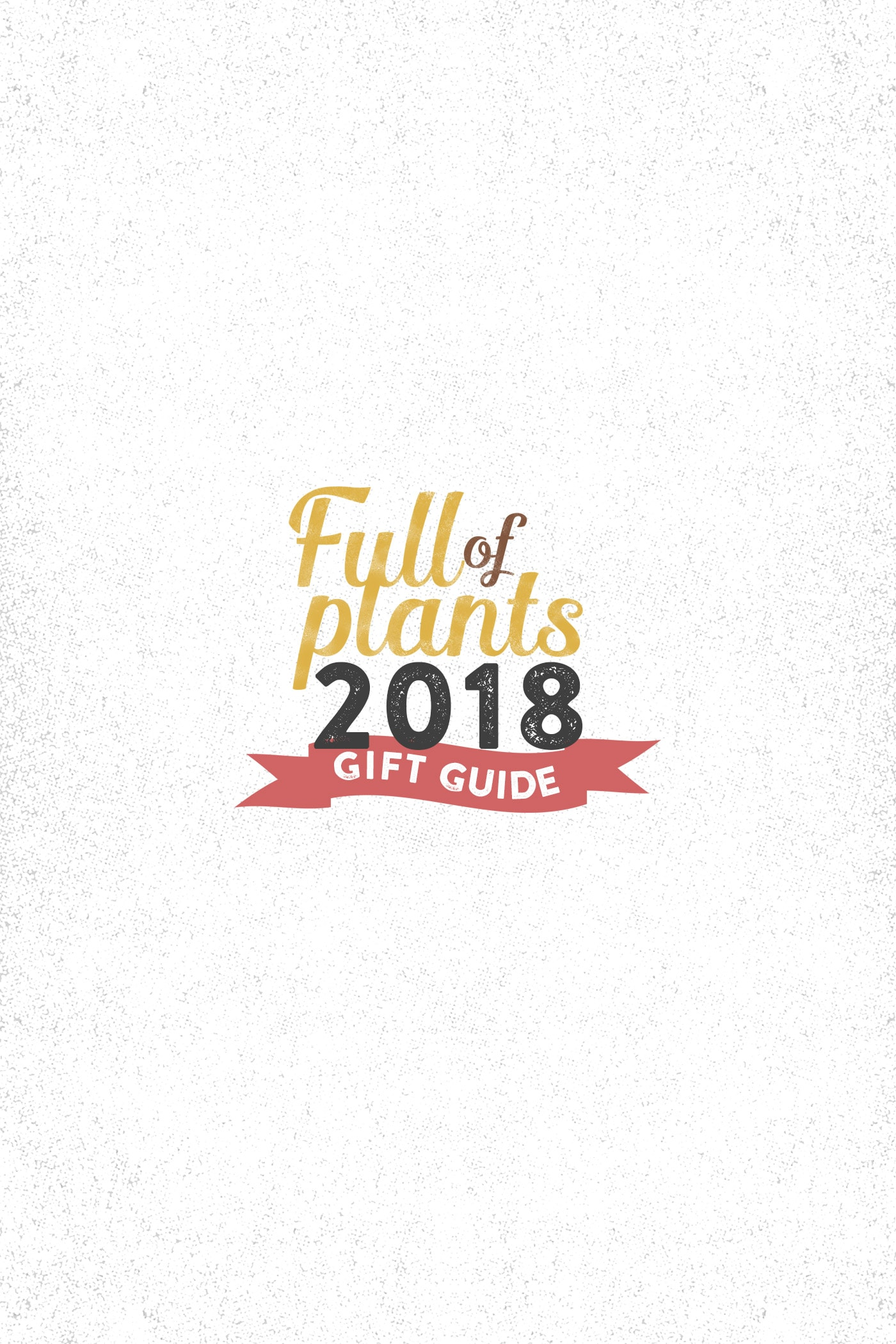 2018 Holiday Vegan Gift Guide