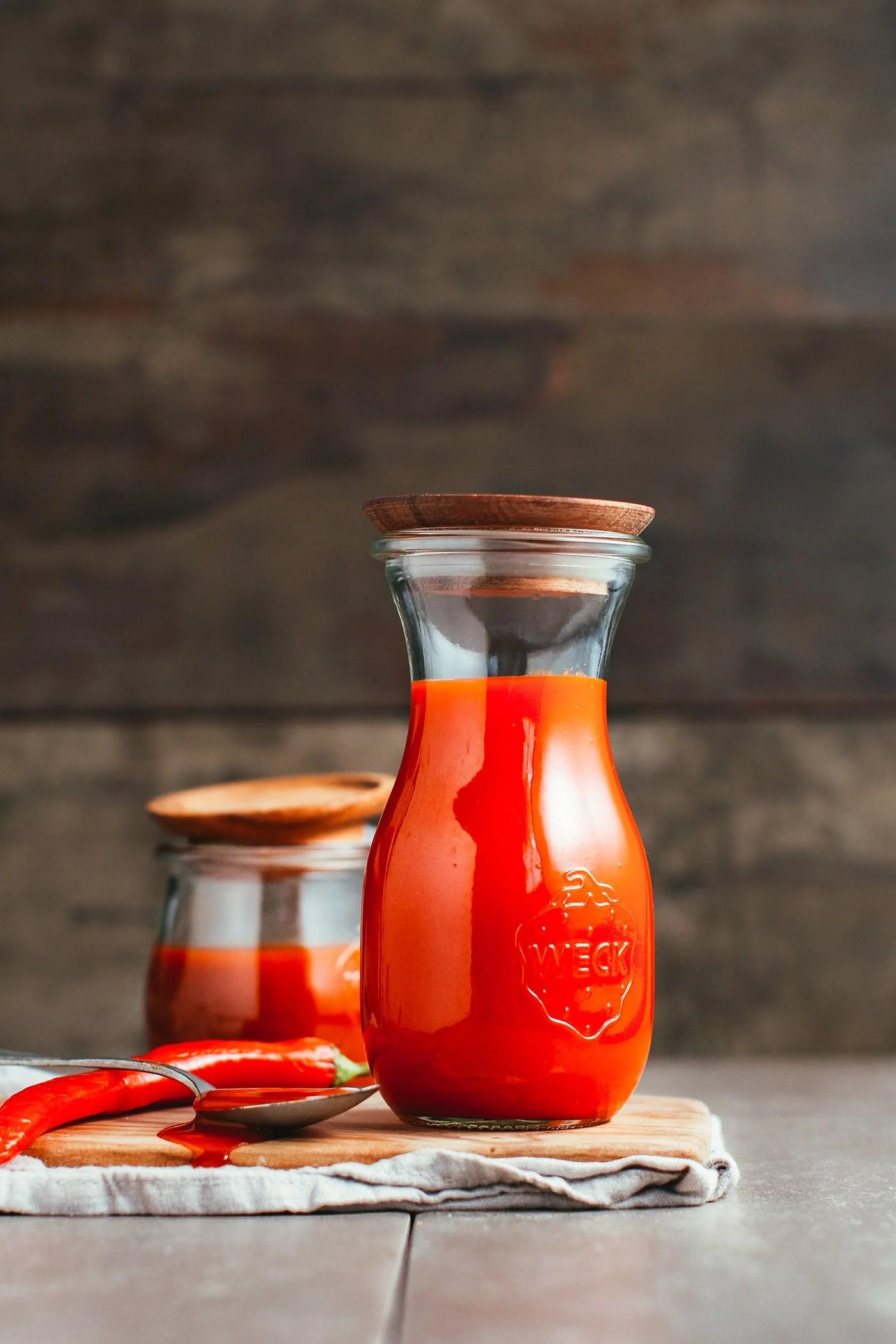 Homemade Fermented Buffalo Wings Sauce (From Scratch!)