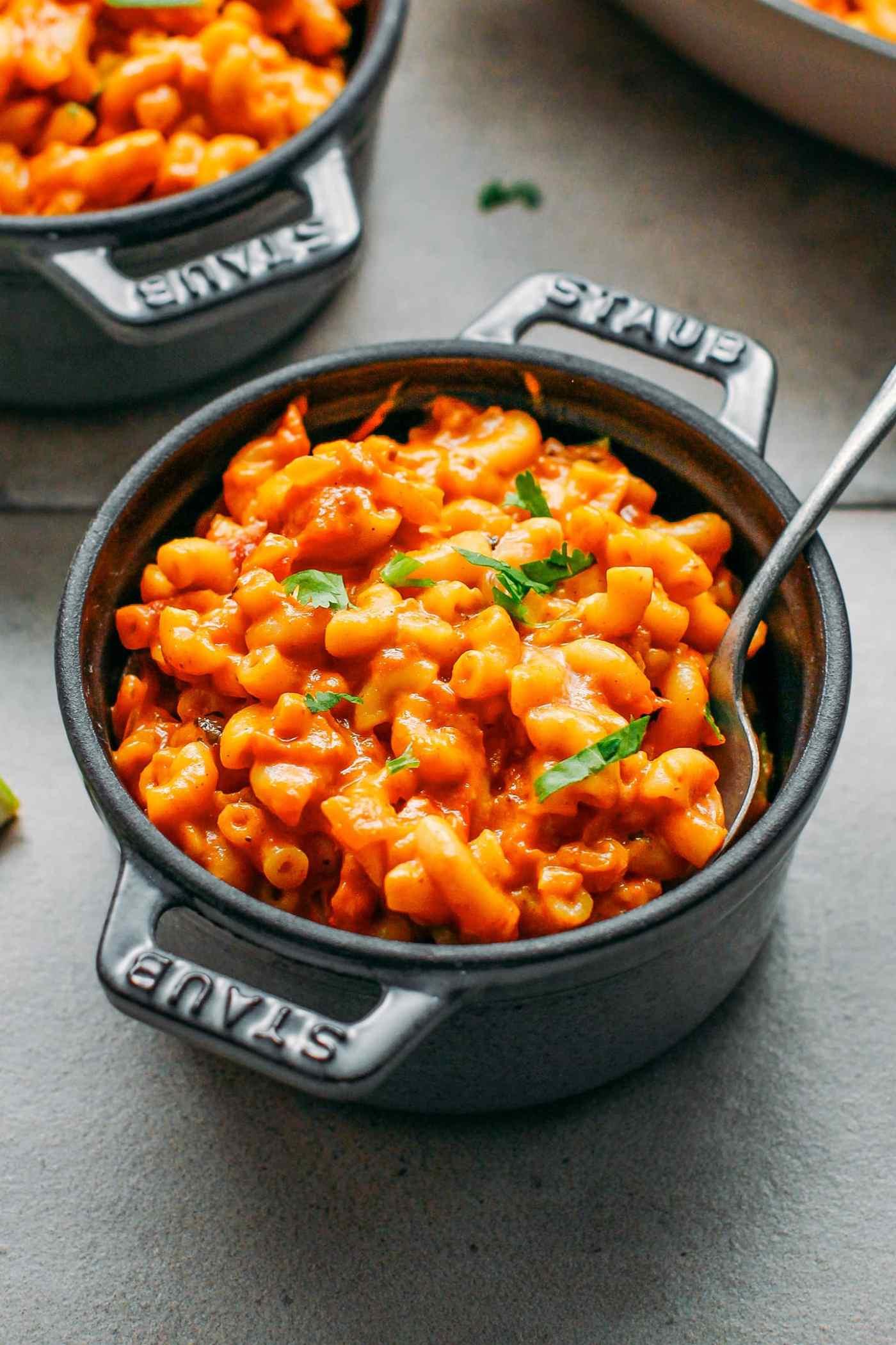 Instant Pot Tikka Masala Macaroni