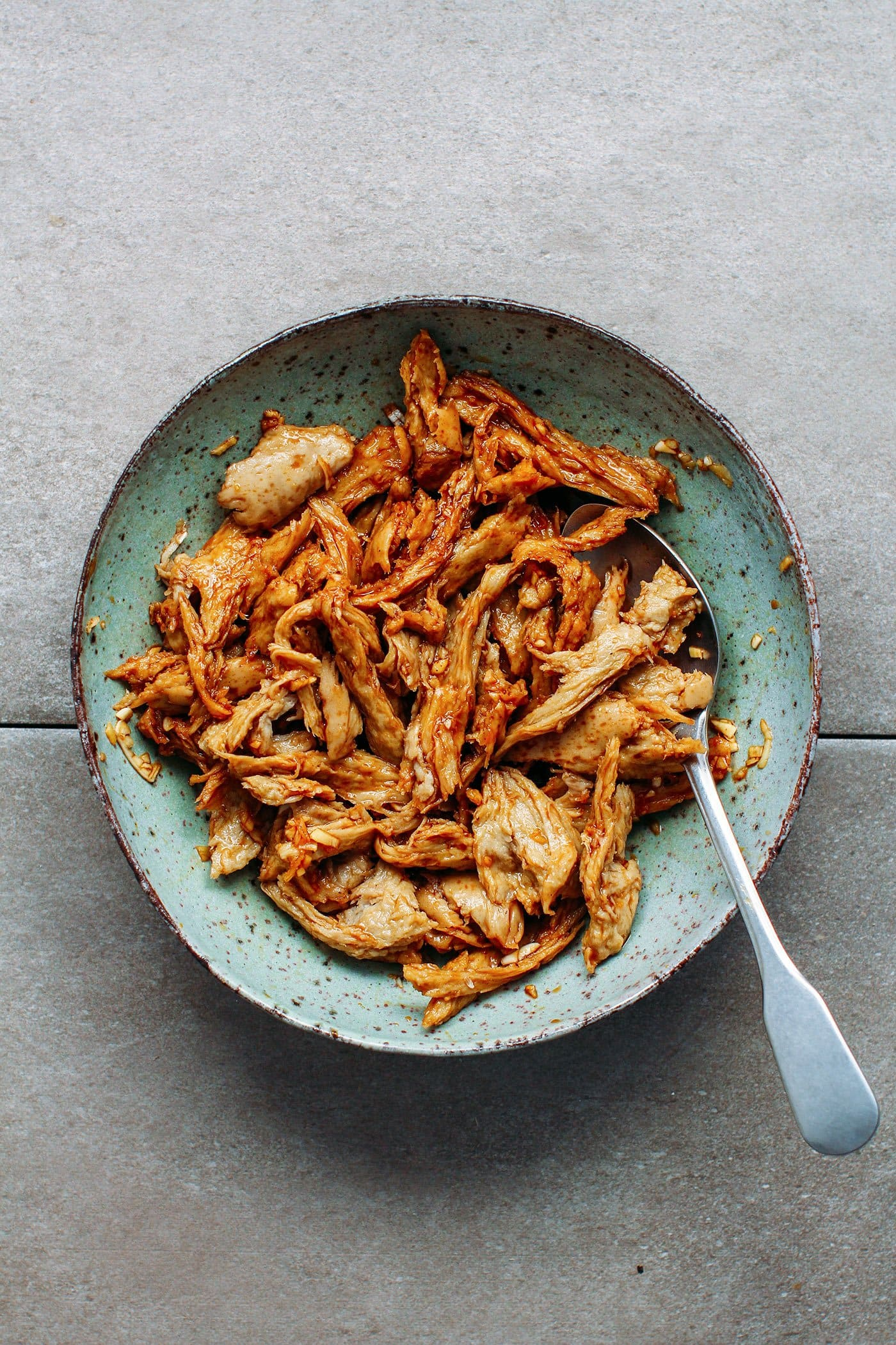 Crispy Mushroom & Chick'n Gua Bao
