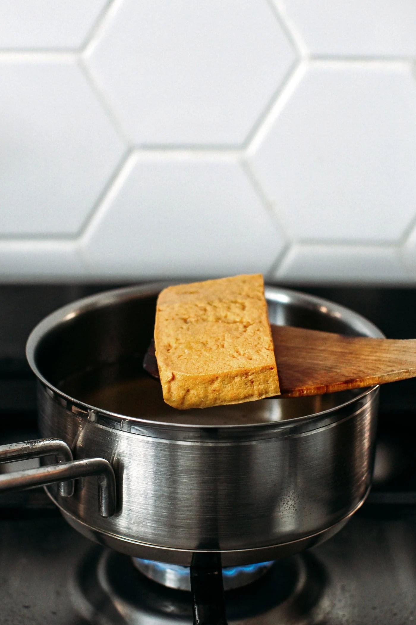 How to Deep-Fry Tofu