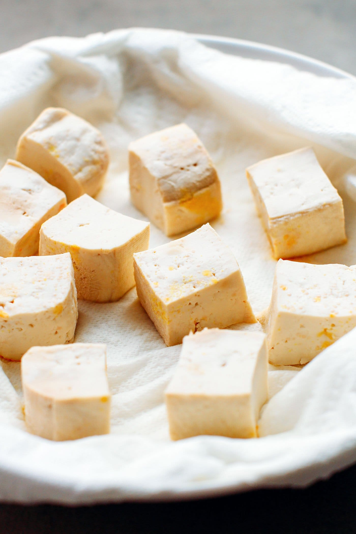 How to Make Tofu Cheese (Chao)
