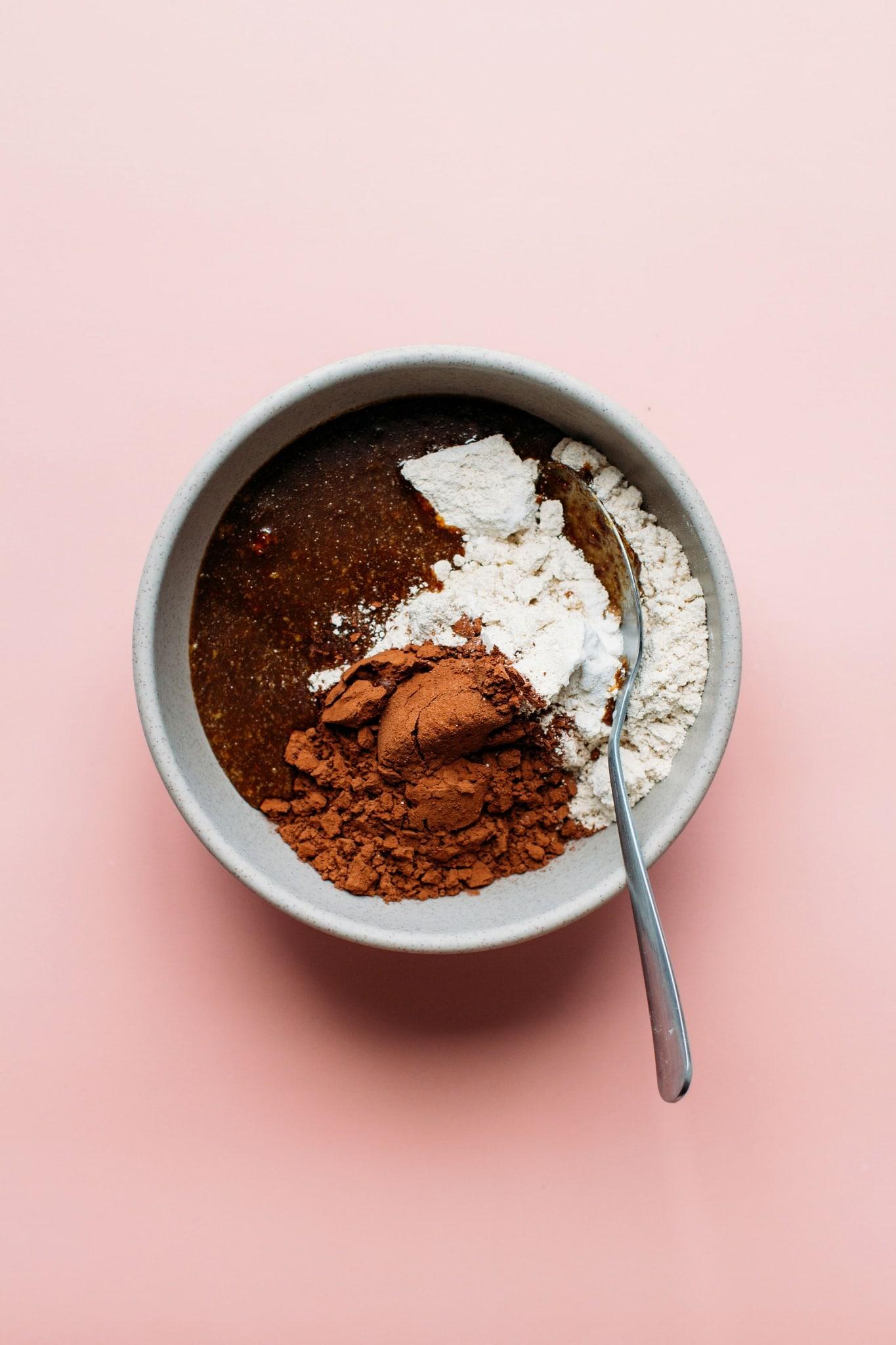 Mini Oreo Chocolate Cookies (Vegan + GF)