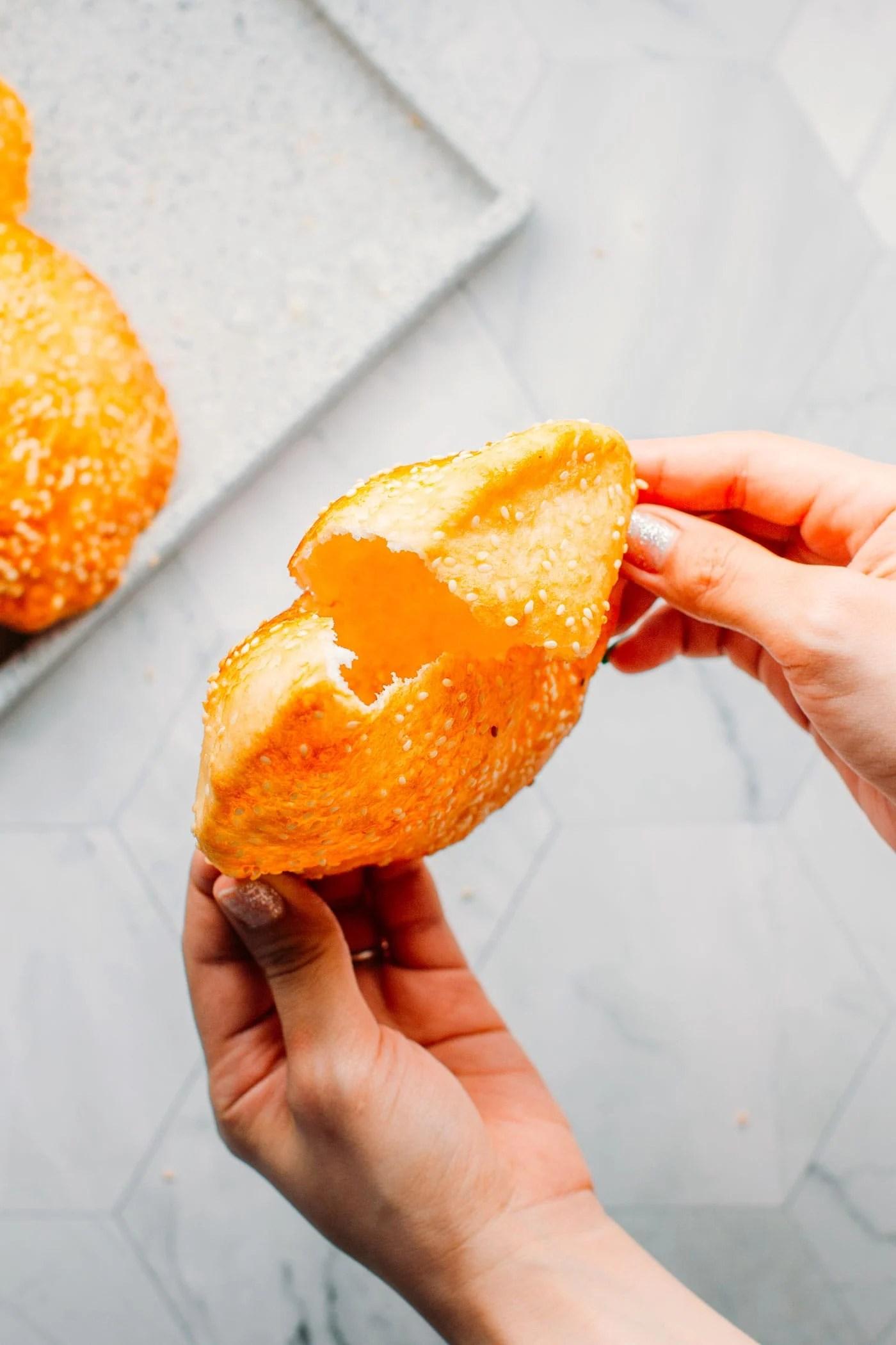 Bánh Tiêu (Vietnamese Donuts!)