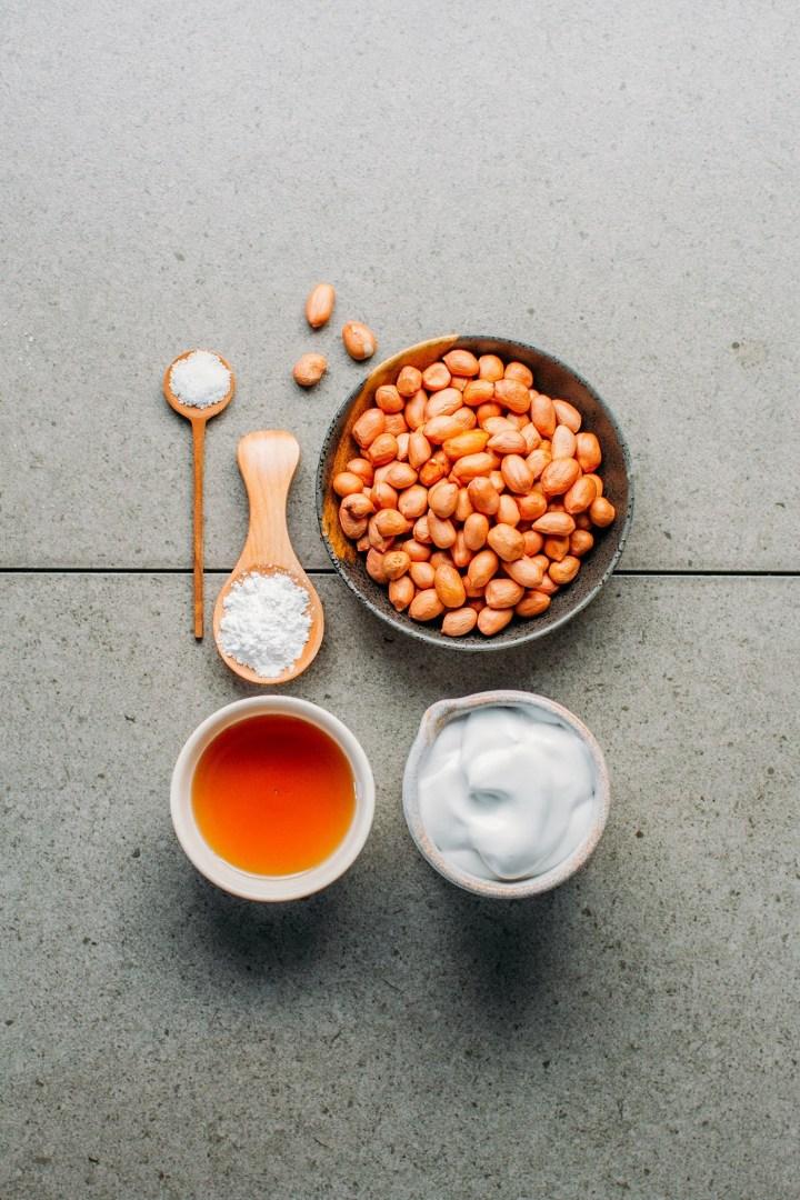 Sweet Peanut Soup