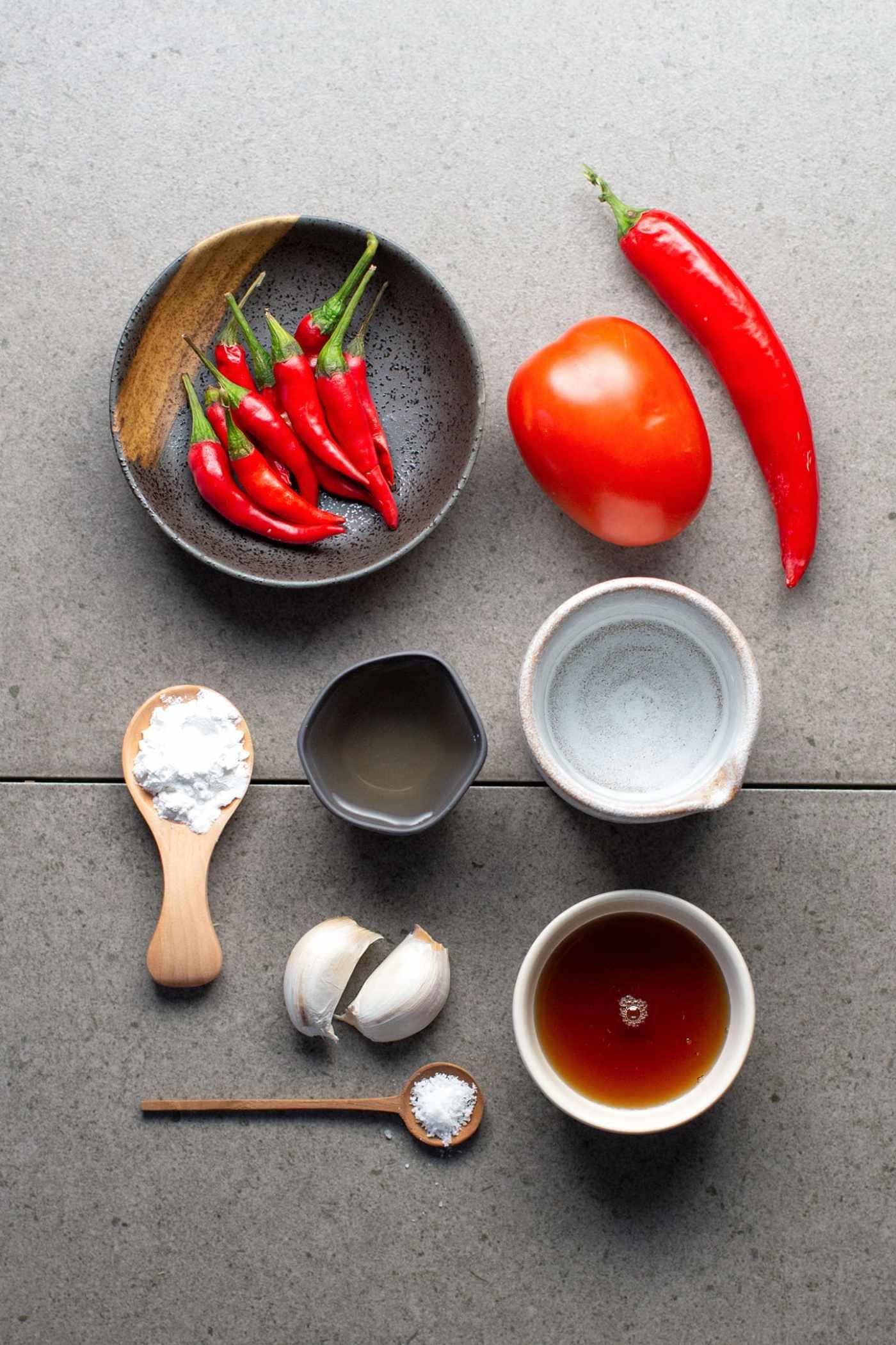 Easy Sweet Chili Sauce
