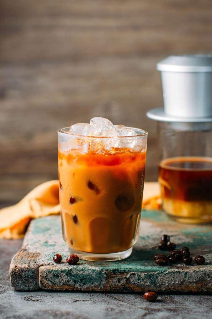 How to Make Vietnamese Coffee (Vegan)