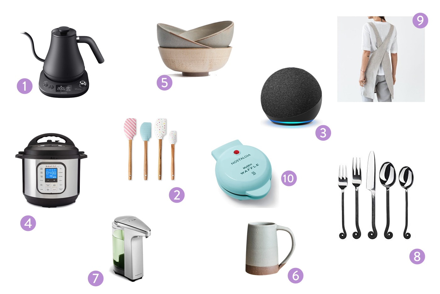 Holiday Gift Guide 2020 - Kitchen Tools
