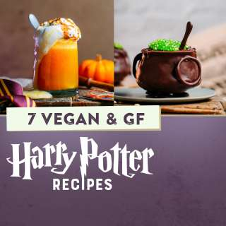 7 Vegan Harry Potter Inspired Recipes