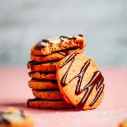 Cookie Crunch Thins (Vegan + GF)