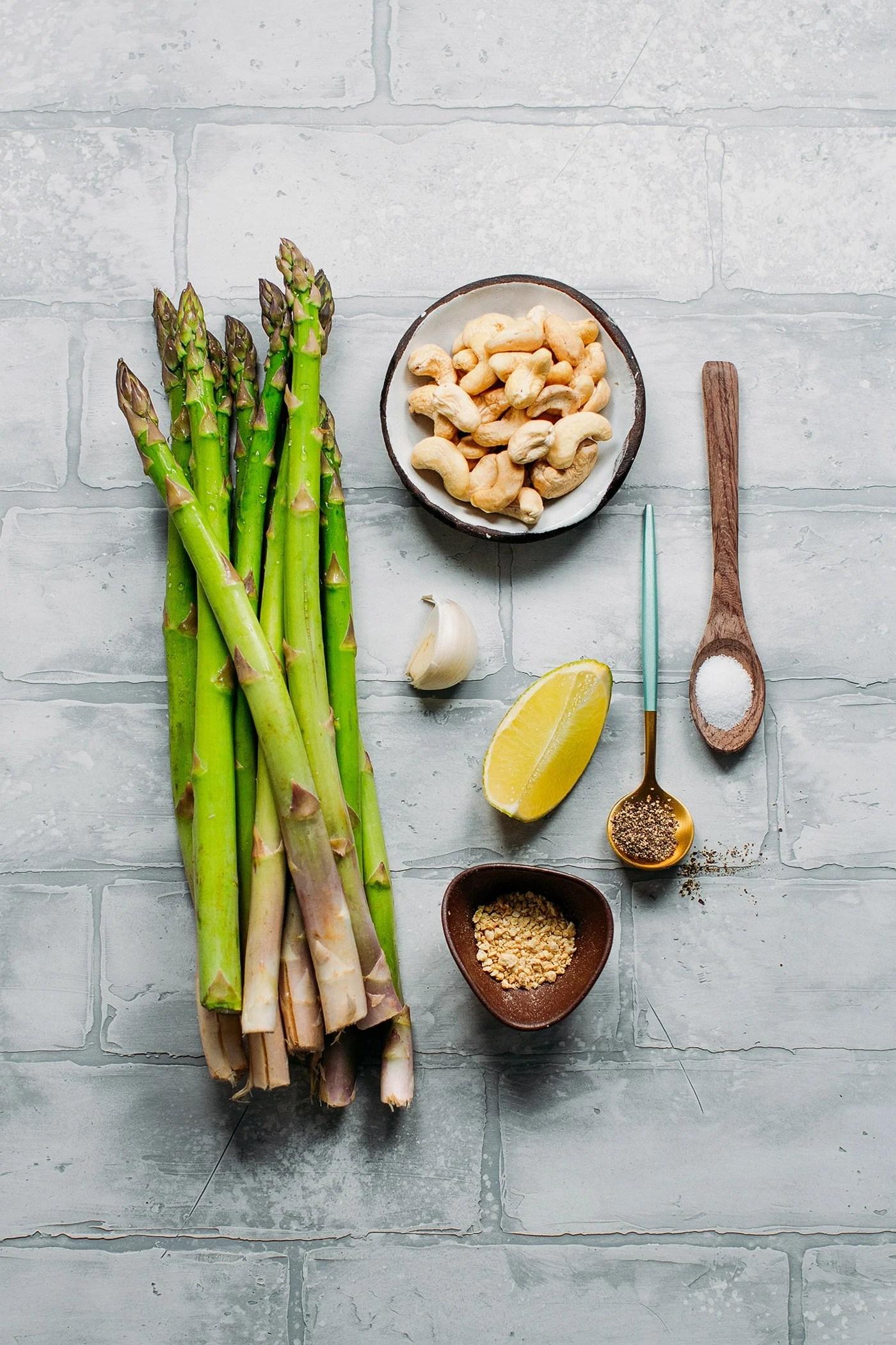 Roasted Asparagus Dip