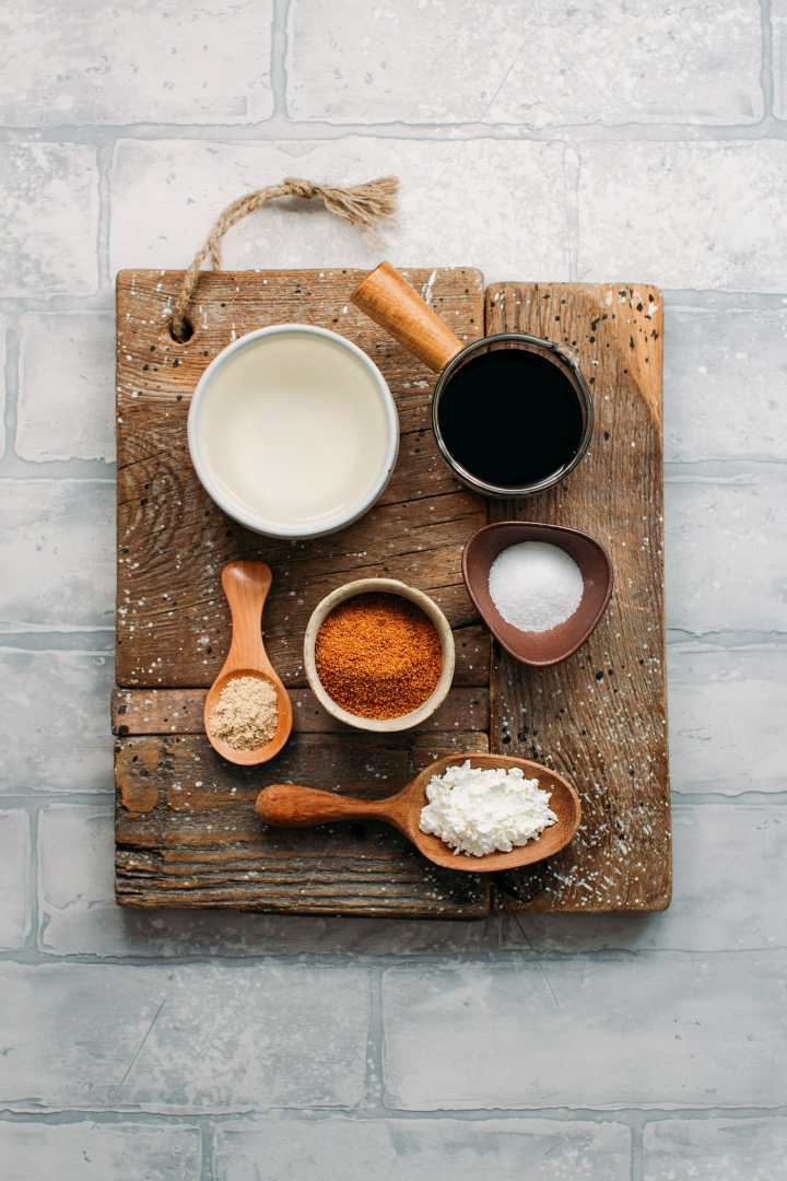 Vegan Oyster Sauce (Stir Fry Sauce)