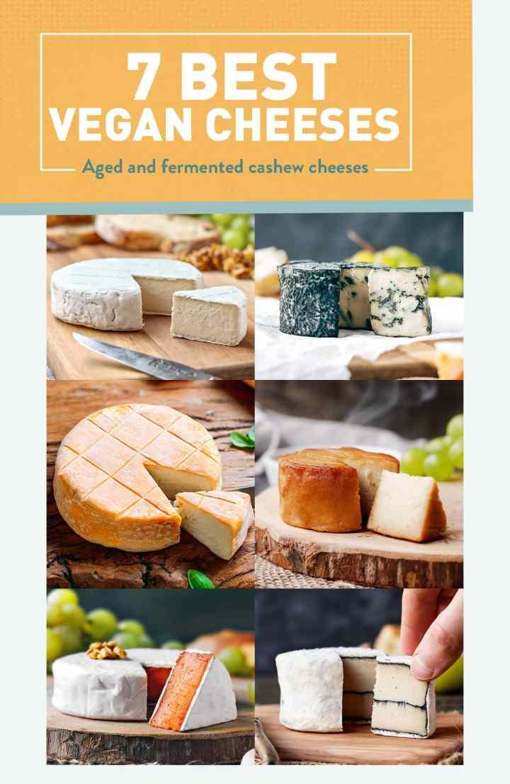 7 Best Vegan Cheese Recipes