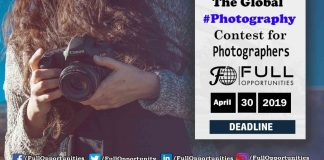 Global Photography Contest