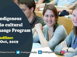 Indigenous Bio cultural Exchange Program