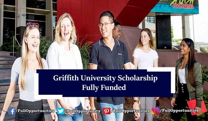 Griffith University Scholarship in Australia 2019-2020