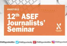 ASEF Journalists Seminar in Madrid