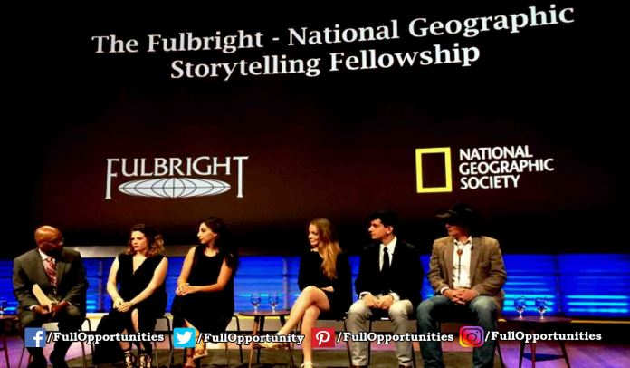 Fulbright National Geographic