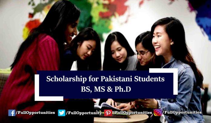HEC Morocco Scholarship for Pakistani Student