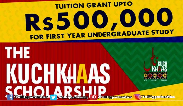 Kuch Khaas Scholarship for Pakistan